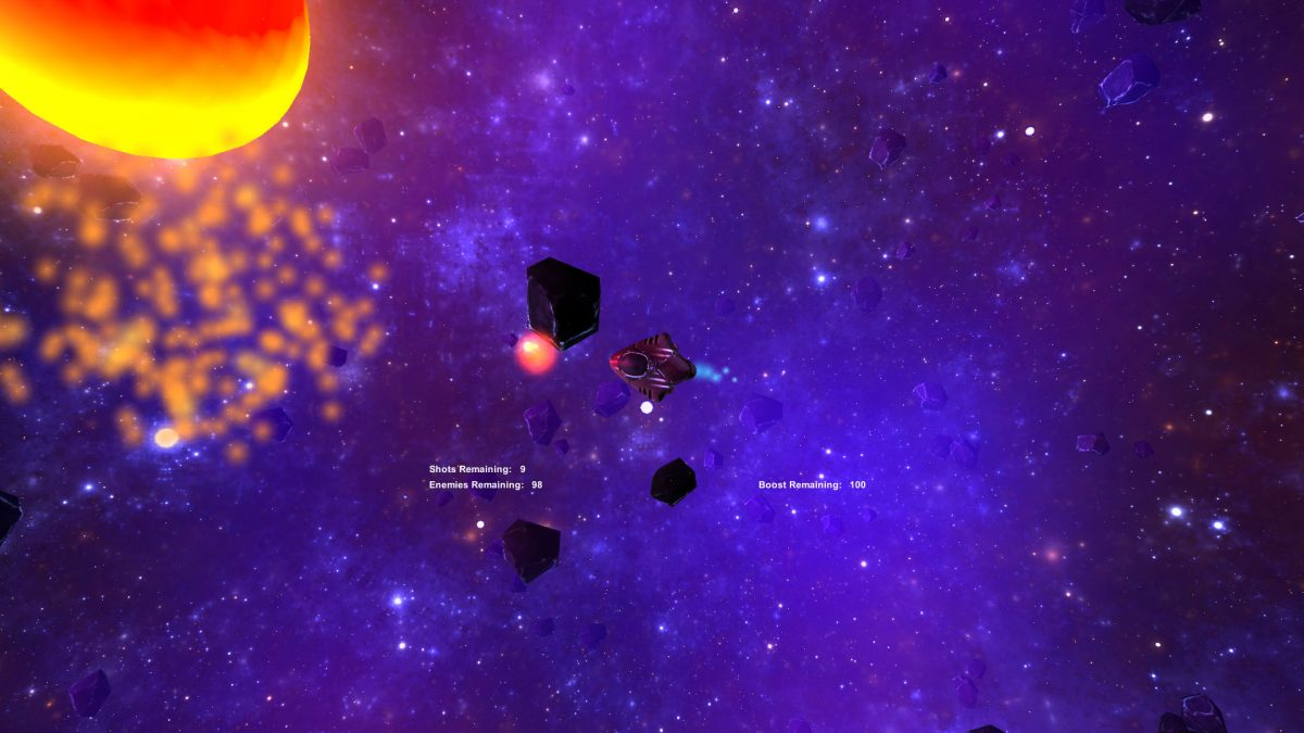Space Shooter Unity Prototype
